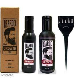 Beardo Beard Oil with Brush