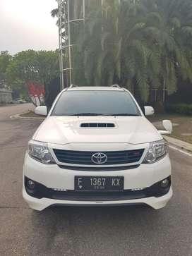 Toyota Fortuner G VNT TRD MT Tahun 2014
