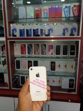 iPhone 4s silver 8gb .price fix fix fix.