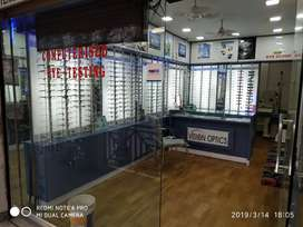 Sale of optical store