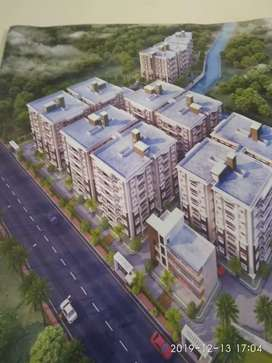Booked u r dream for flat 0%downpaynent luxury flat