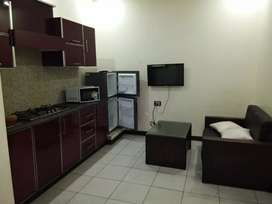 Full Furnished Double bedroom flat for rent city housing gujranwala