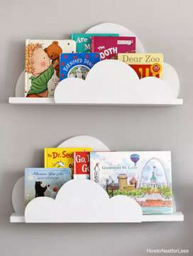 Kids rooms shelves