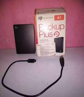 4 TB Hard Disk (Seagate Harddisk)