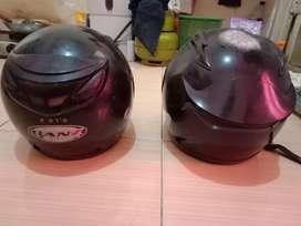 Jual helm 2 paket murah