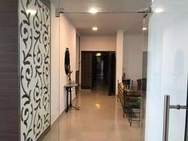 3 bhk independent house for office and guesthouse furnished and semi