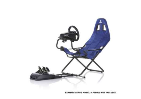 Playseat Challenge Racing Game Chair PS2 PS3 PS4 PS5 Xbox Series X