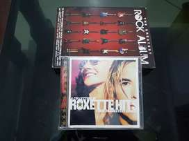 CD (ORIGINAL) Roxette Hits, Their 20 Greatest Songs!