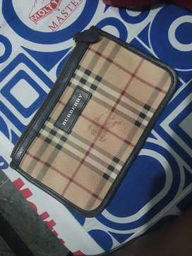 Burberry Authentic Pouch for Women