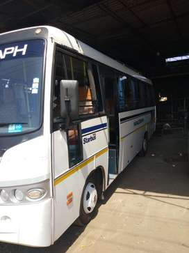 Well maintained 32 Seater Tata LP 709 Bus up for sale