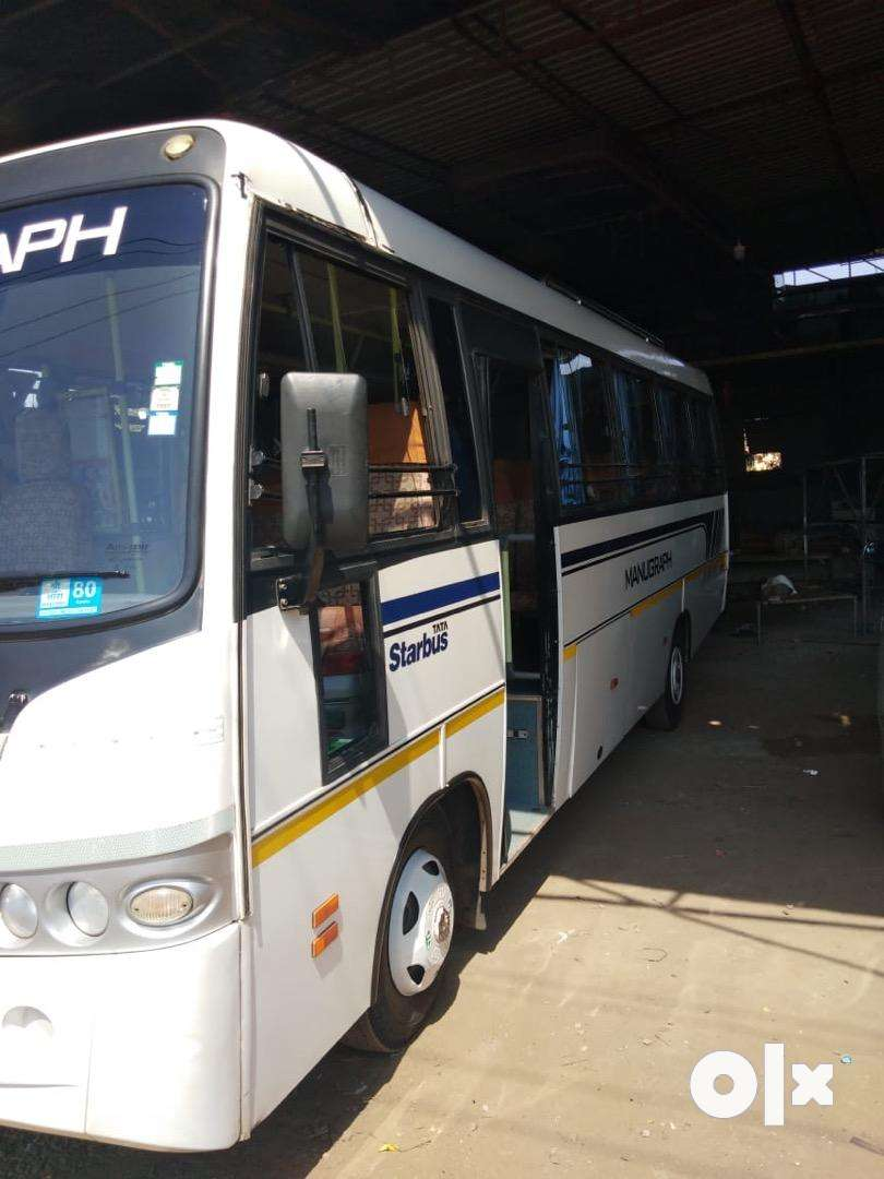 Well maintained 32 Seater Tata LP 709 Bus up for sale 0