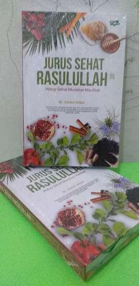 Buku Jurus Sehat Rasulullah, dr. Zaidul Akbar