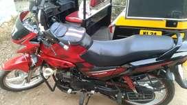 Hero honda glamour single owner good condition perfect engine