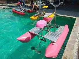 sepeda air gowes odong  mandi bola prosotan AF