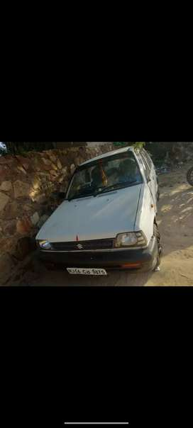 Maruti Suzuki 800 2006 Petrol Well Maintained