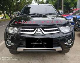 Mitsubishi Pajero Sport Dakar VGT Automatic