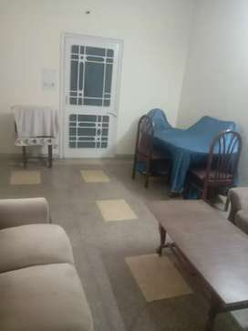 2bhk Fully Furnished For Rent On First Flour in Civil Lines Moradabad
