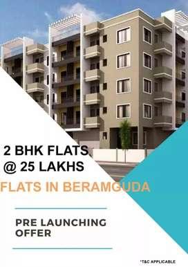 Pre launch HMDA flats for sale in beeramguda