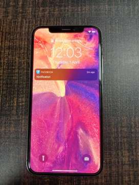 Iphone x 256gb 10/10 condition pta approved with orignal box &charger