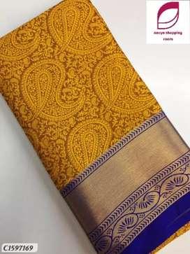 Sarees new fresh saree