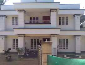 Spacious two bedroom house for rent near Kalpetta town