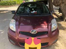 Toyota Vitz Model 2011 REG 2013