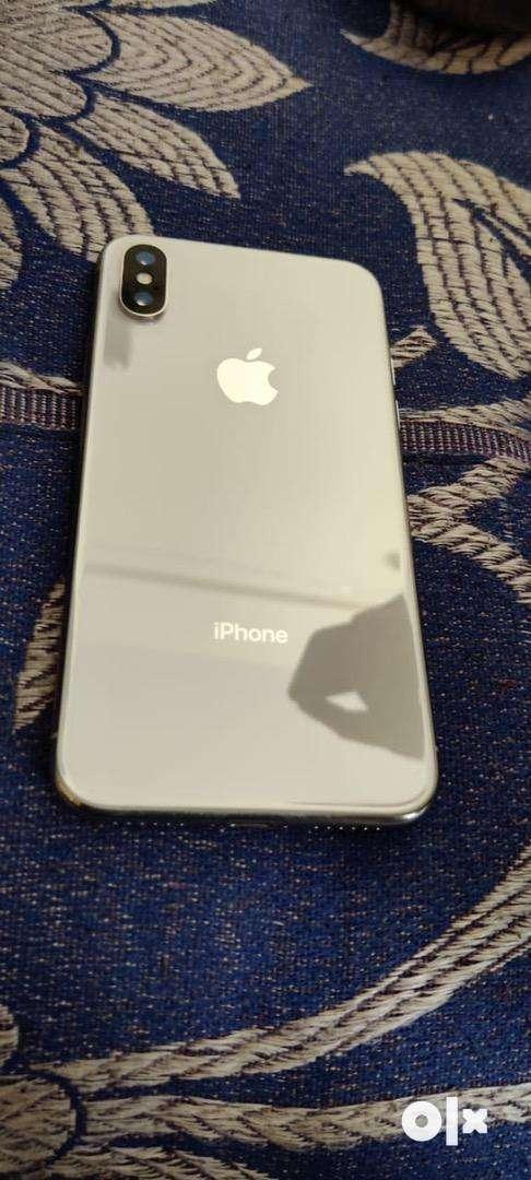 Iphone X White 64GB Fresh
