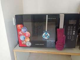 Morphy Richards 30L 200 autocook menu Convection Microwave Oven