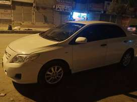 Corolla 2009 best condition , soundless engine