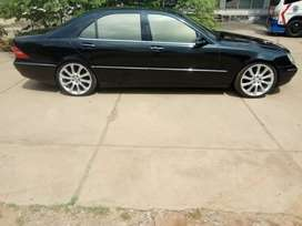 MERCY S320 W220 SUNROOF HITAM SOLID PAJAK HIDUP AIRSUS NORMAL