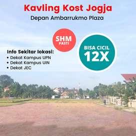 Dijual Kavling Kost Eksklusif Condongcatur Depok sleman Area Kampus