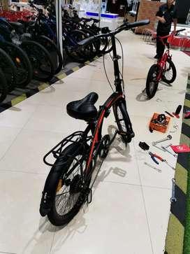 Dijual Sepeda lipat merk Pacific (exotic) 2026.