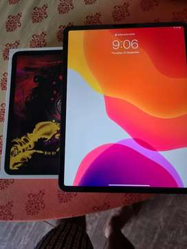 Apple iPad Pro 12.9 256gb WiFi November 2019 with Indian bill