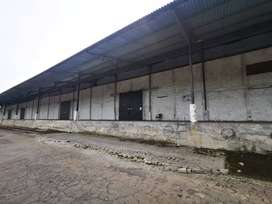 Disewakan Gudang NGORO Mojokerto 5500 m2 Ada Loading Dock