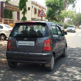 Santro good condition Duel fuel system Petrol and LPG