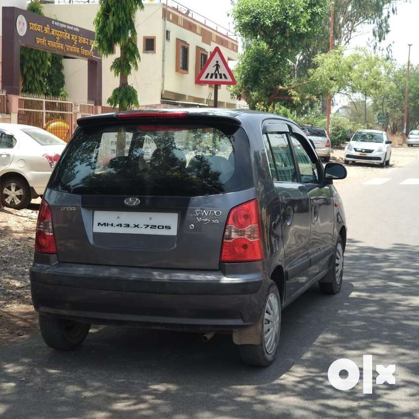 Santro good condition Duel fuel system Petrol and LPG 0