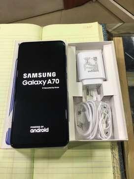 Samsung A70 fresh  6gb ram/128 gb rom