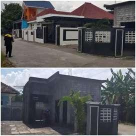 Rumah dua lantai potorono