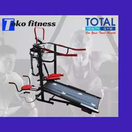 treadmill manual 6f TL 004 total fitnes H-68