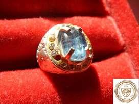 Blue Kyanite Sebening Kristal !