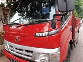 Toyota Dyna 110 ST Turbo intercooler 4 roda
