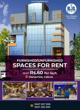 Enhance your Business and Own a Space at the Heart of Calicut City..