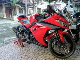 Ninja 250 versi ABS Tahun 2014