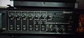 Amplifier 300watts DJ