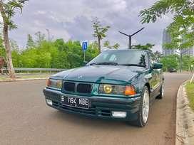 Jual Cepat BMW E36 318i Matic Garansi, Pajak On