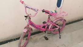 Hello Kitty bicycle for kids