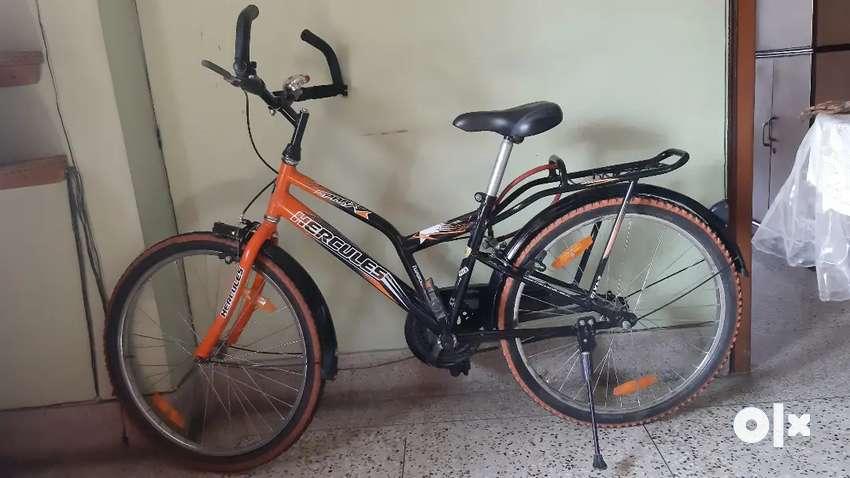 BICYCLE HERCULES 0