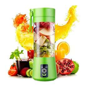 Portable Powerful Blades USB Rechargeable Juicer Blender