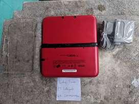 Nintendo 3DS XL Red Plus Case 0