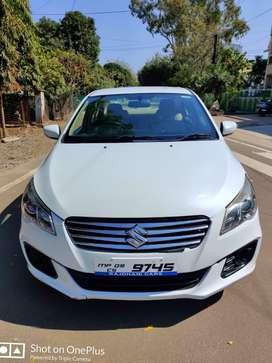 Maruti Suzuki Ciaz 2014-2017 VDi, 2016, Diesel